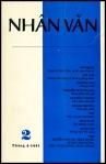 nhân văn bộ mới số 02, 05-1991