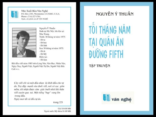 Bìa Tối Tháng Năm Tại Qúan Ăn Đường Fifth